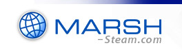MarshSteam.com - Steam Traps, Steam, Traps, Air Vents, Float Traps, Bucket Traps, Hydro-Balance Valves